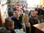 żabki w bibliotece- dzień misia